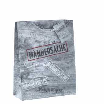 Geschenktragetasche Mini      MÄNNERSACHE