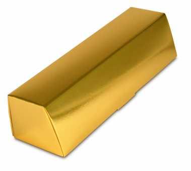 Präsentkarton GOLDBARREN