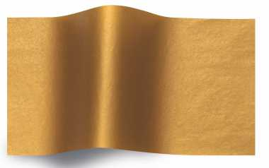 Seidenpapier Gold