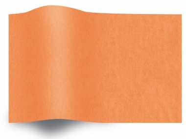 Seidenpapier Orange