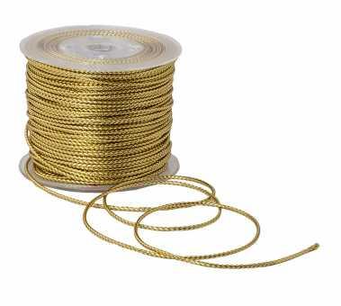 Metallic Goldschnur