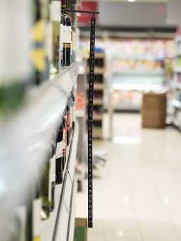 Clip Strips                   Aufhängung für Weinzubehör