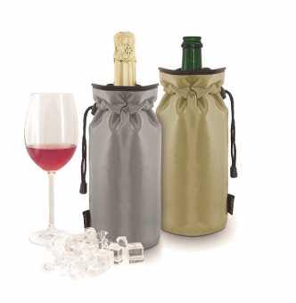 Pulltex Flaschenkühler Silber