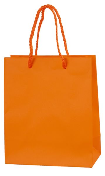 Tragetasche TREND ORANGE      MINI