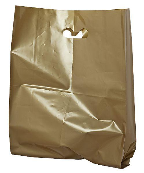 Plastiktüte Universal  GOLD