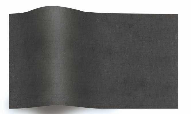 Seidenpapier Schwarz