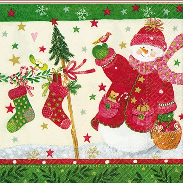 Servietten Christmas Exclusiv