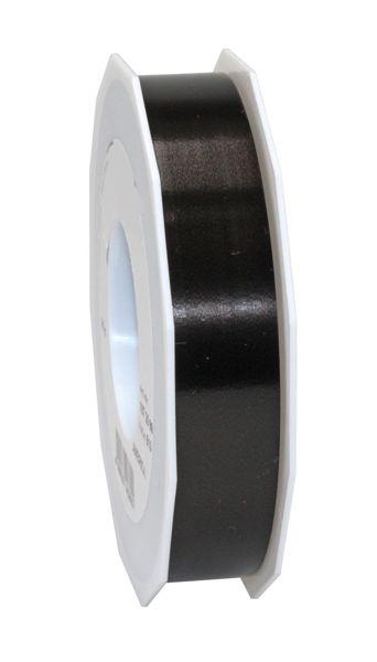 Geschenkband Starlight        SCHWARZ  19mm