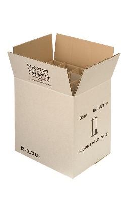 Exportkarton 12 x 0,75        310 mm