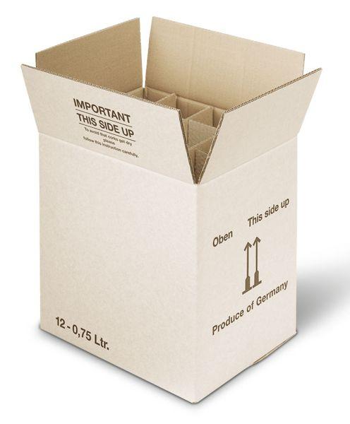 Exportkarton 12er x 0,75      350 mm