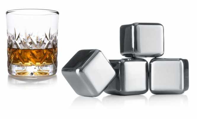 Whiskey Steine 4er Set