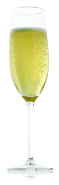 Champagnerglas von Vacu Vin