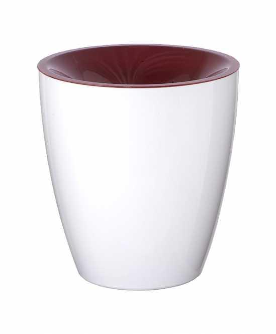 Restweinbehälter Weiß