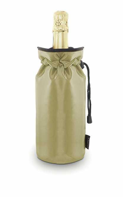 Pulltex BW Flaschenkühler     Wein & Sekt Gold